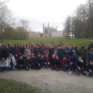 Voyage à Cambridge